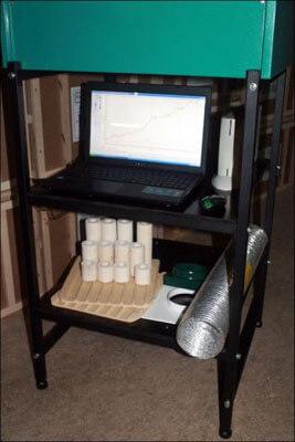 муфельная печь с управлением от компьютера