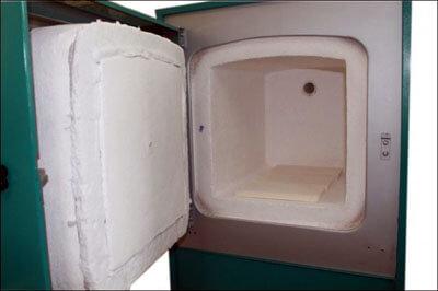 муфельная печь рабочая камера