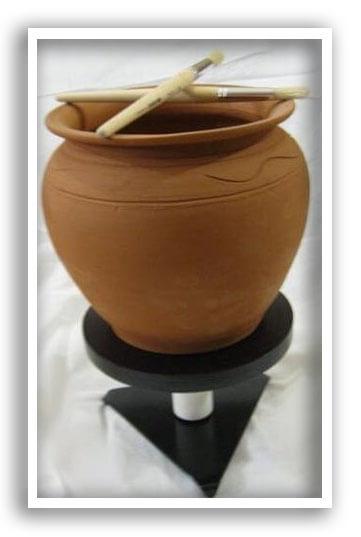 Турнетка Волчок для керамики